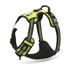 Chai's Choice Front Range Dog Harness1